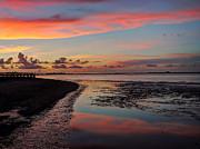 Jeff Breiman - Sanibel Island Sunset