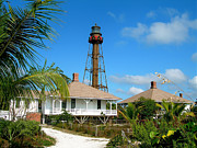 Melinda Saminski - Sanibel Lighthouse at...
