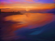 Jeff Breiman - Sanibel Sunrise
