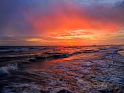 Jeff Breiman - Sanibel Sunset