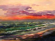 Julianne Felton - Sanibel Sunset