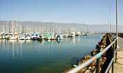 Nadra Raquel - Santa Barbara Harbor on...