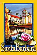 Michelle Scott - Santa Barbara Mission...