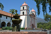 RicardMN Photography - Santa Barbara Mission