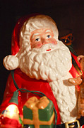 Claus Photo Posters - Santa Claus - Antique Ornament - 13 Poster by Jill Reger