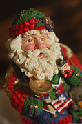 Antique Ornament Photos - Santa Claus - Antique Ornament - 36 by Jill Reger