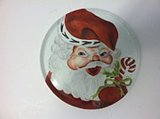 Saint Nick Originals - Santa by Mona Hugghins