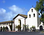 Kurt Van Wagner - Santa Ynez Mission Solvang California