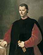 Societies Posters - Santi Di Tito 1536-1603. Portrait Poster by Everett
