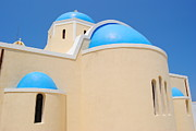 Andy Rebennack - Santorini Church 1