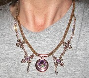 Lantern Jewelry - Saphisticated Elegence by Karen Sue Powell