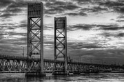 Seacoast Prints - Sarah Long Bridge  Print by Eric Gendron