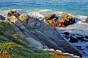 Susan Wiedmann - Sarcophagus Formation on Seaside Rocks