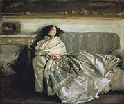 Beaux Arts Art - Sargent, John Singer 1856-1925 by Everett