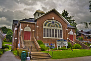 Western Carolina University Photos - SART front view at Mars Hill College by Ryan Phillips