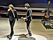 Rolling Stones Digital Art Originals - Satisfaction by Suesie Q