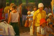 Terry Perham - Saturday Market