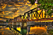 Reid Callaway - Savannah River Trestle...