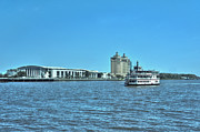 Ules Barnwell - Savannah riverboat tour
