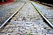 Tara Potts - Savannah Trolley Tracks