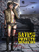Anthony Campagna - Saving Private Benjamin