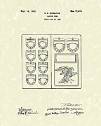 Saving Drawings - Savings Book 1926 Patent Art by Prior Art Design
