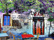 Bar Photo Originals - Savoca Godfather bar by Sorin Ghencea