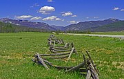 Idaho Scenery Prints - Sawtooth Valley - Idaho Beauty Print by Photography Moments - Sandi