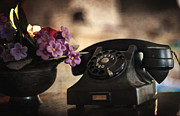 Vintage Telephone Photos - Say you will... by Taylan Soyturk