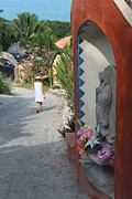 Sayulita Framed Prints - Sayulita Framed Print by Edward Benavidez