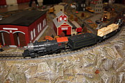 Pennsylvania Art - Scale Model Trains 5D21782 by Wingsdomain Art and Photography