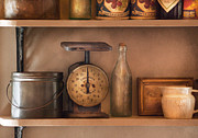 Kitchen Photos - Scale - The Family Scale by Mike Savad