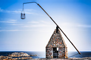 Lighthouse Art - Scandinavian Vippefyr by Erik Brede