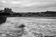 Ian Middleton - Scarborough Waves