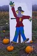 Garry Gay - Scarecrow  Sign