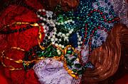 Cindy Nunn - Scarves and Beads
