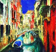 EM Shafer - Scenes of Venice