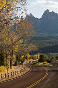 Robert Ford - Scenic Highway into Zion...