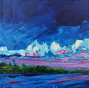 Scenic Landscape  Print by Patricia Awapara