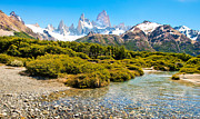 Fitz Art - Scenic Patagonia by JR Photography