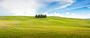Tuscan Hills Prints - Scenic Tuscany Print by JR Photography