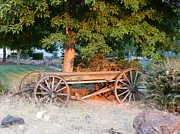 Wagon Wheels Originals - Scenic Wagon by Chris Sulek