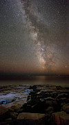 Brent L Ander - Schoodic Point Milky Way...