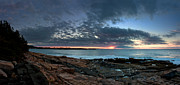 Brent L Ander - Schoodic Point Sunrise...