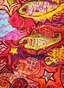 Anne-Elizabeth Whiteway - School of  Happy Fishes