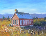 Ready Originals - Schoolhouse by Karen Lindeman