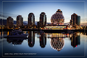 DGS Full Spectrum Photography - Science World
