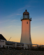 Jeff Folger - Scituate lighthouse in...