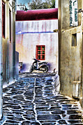 Beautiful Landscape Photography Prints - Scooter Print by Tom Prendergast