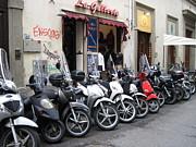 Patricia Sundik - Scooters Northern Italy...